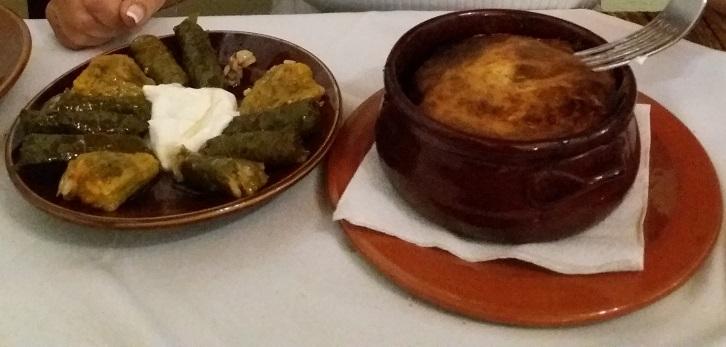 comida restaurante erganos