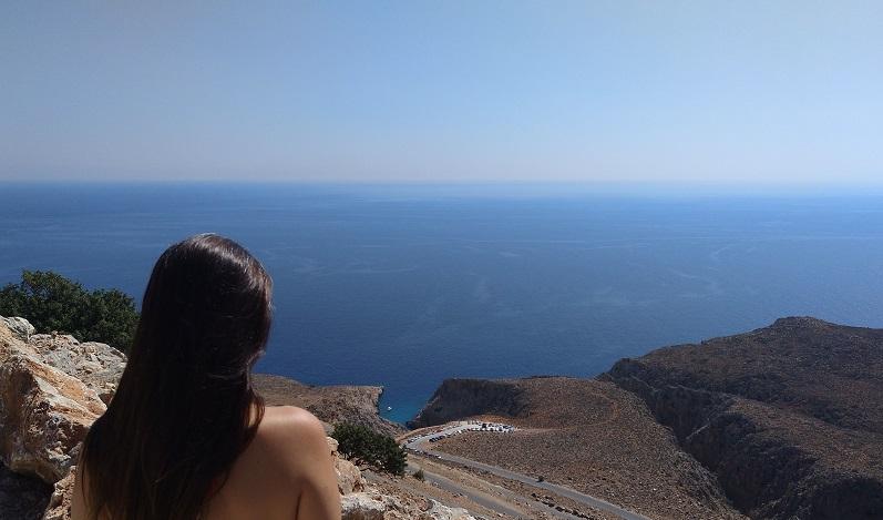 playa de Seytan en Creta